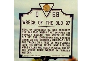 old 97 marker