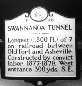 swannanoa tunnel